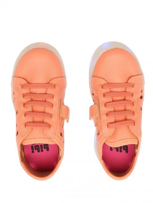 Ботинки из кожи - Обтравка4