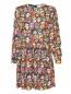 Платье свободного кроя с узором Moschino Boutique  –  Общий вид