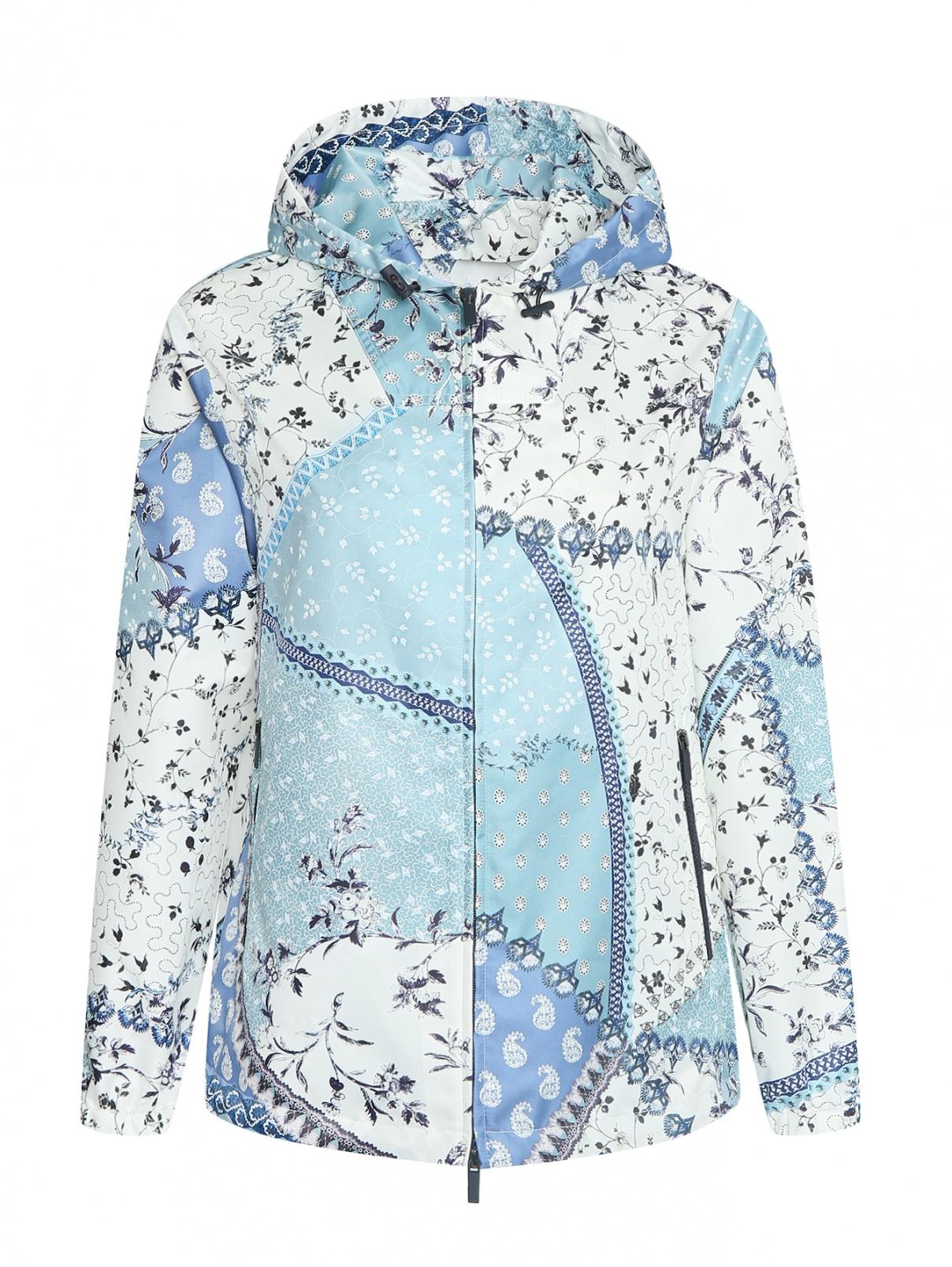 Куртка на молнии с узором Etro  –  Общий вид