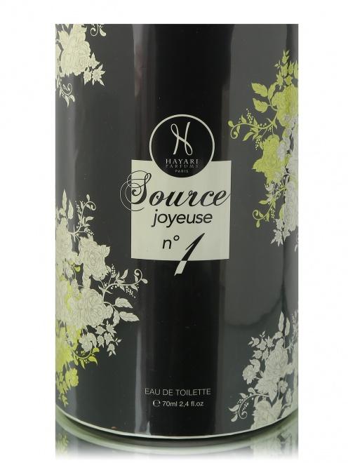 Туалетная вода 70 мл Source Joyeuse №1 Hayari Parfums - Общий вид