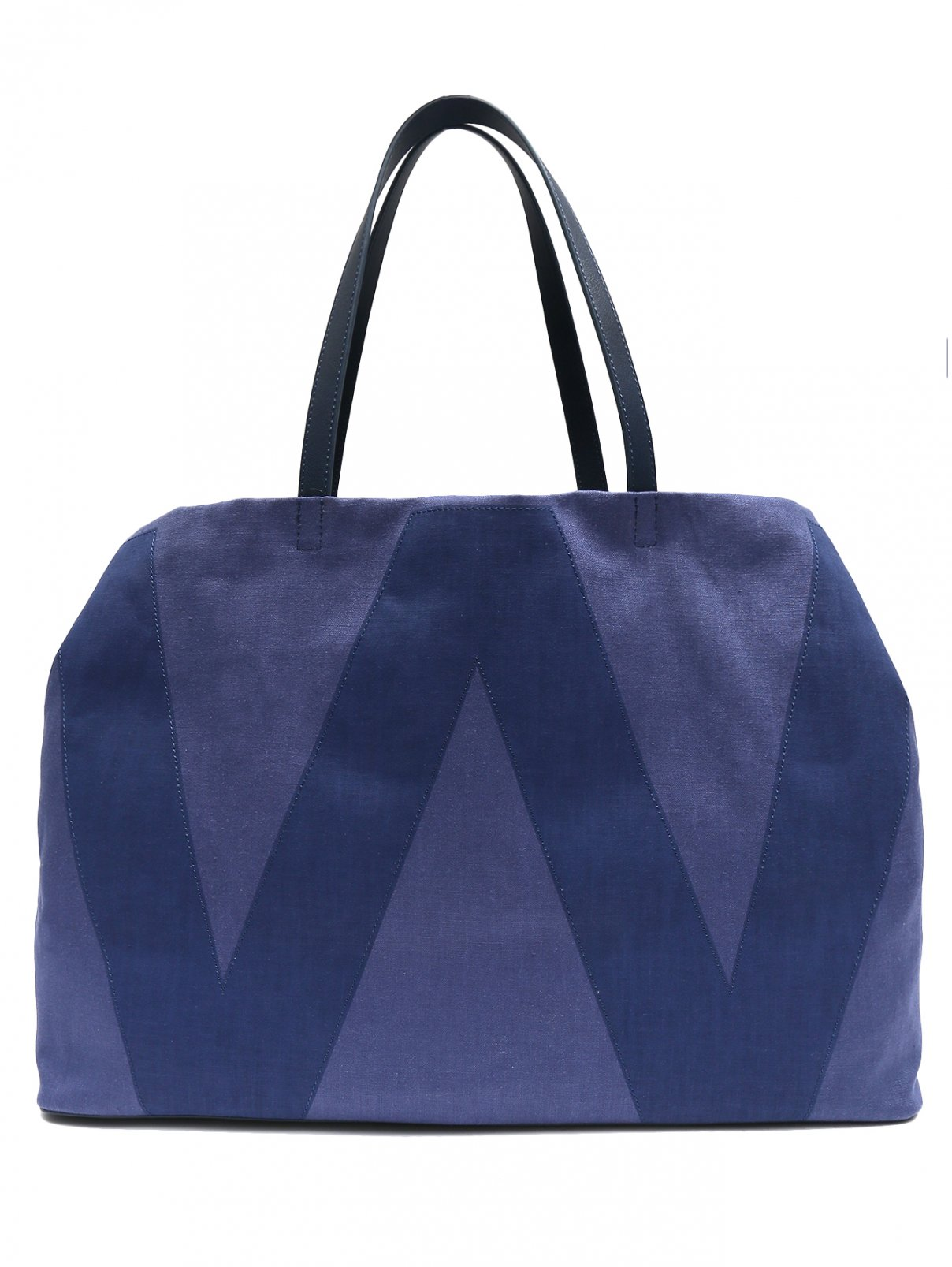 Объемная сумка из текстиля Weekend Max Mara  –  Общий вид