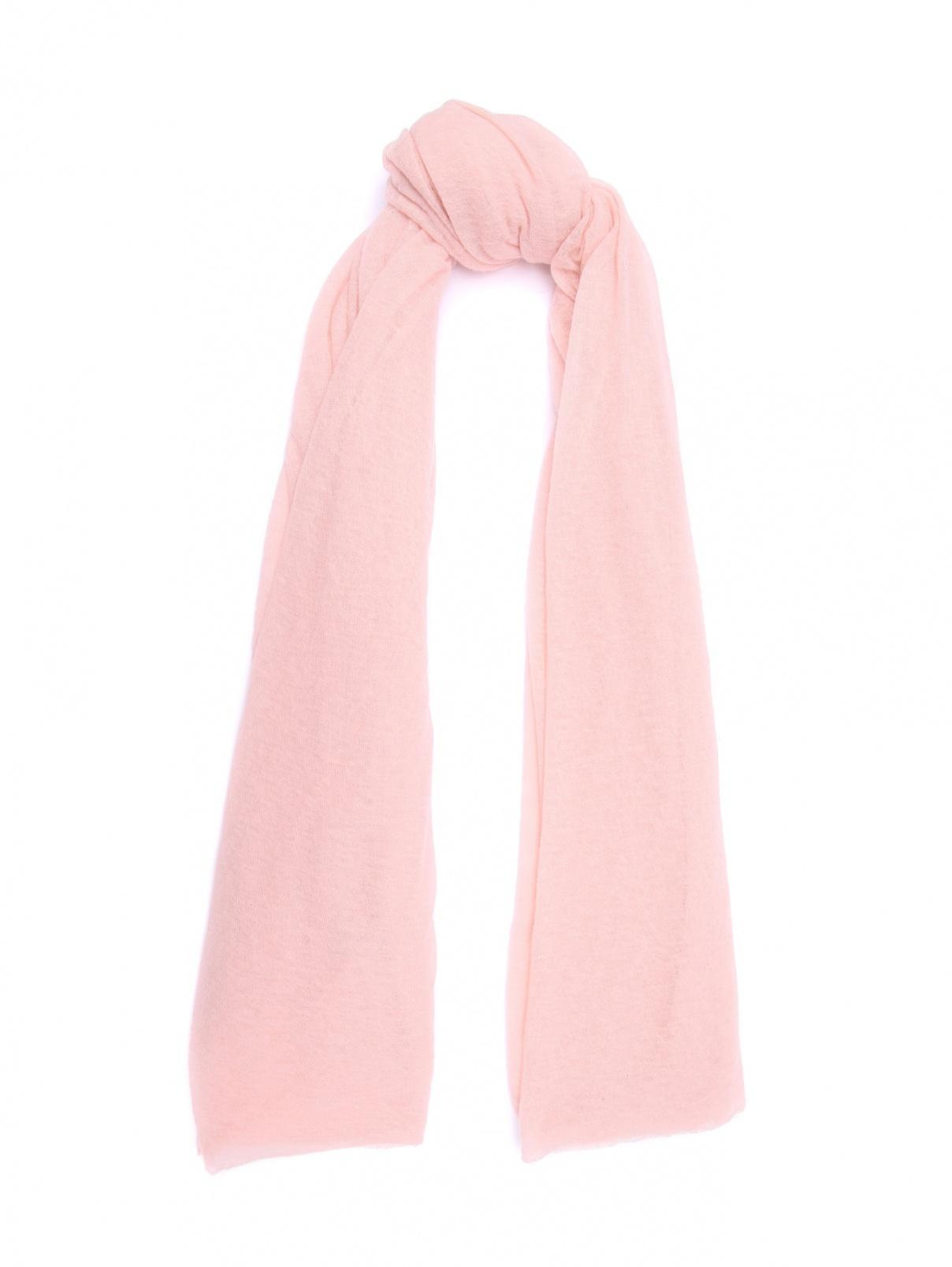 Однотонный шарф из кшемира Altea  –  Общий вид