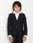 Классический пиджак из шерсти Dal Lago  –  Модель Общий вид1
