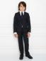 Классический пиджак из шерсти Dal Lago  –  Модель Общий вид
