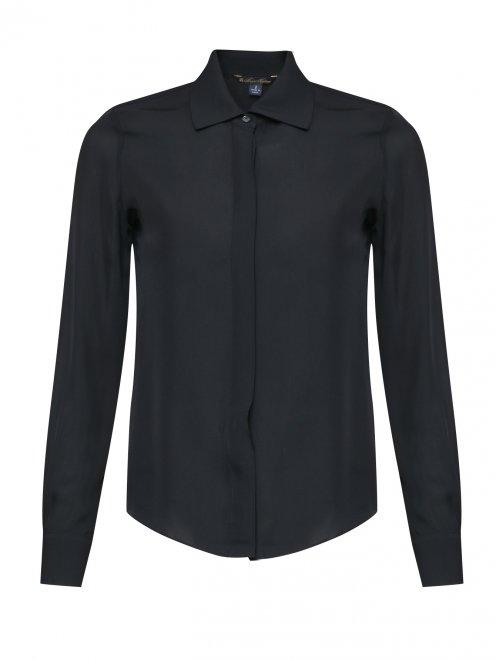 Блуза шелковая - Общий вид