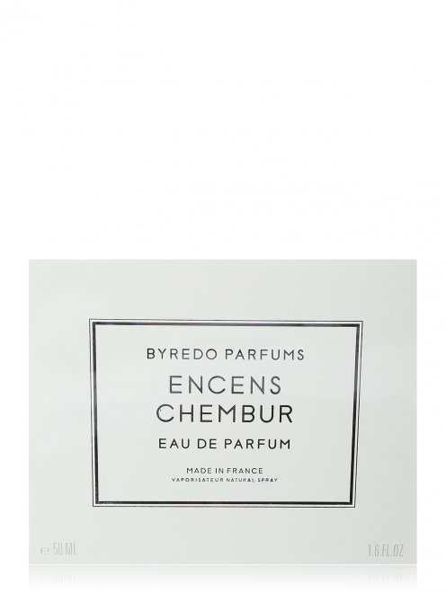 Парфюмерная вода 50 мл Encens Chembur Byredo - Общий вид