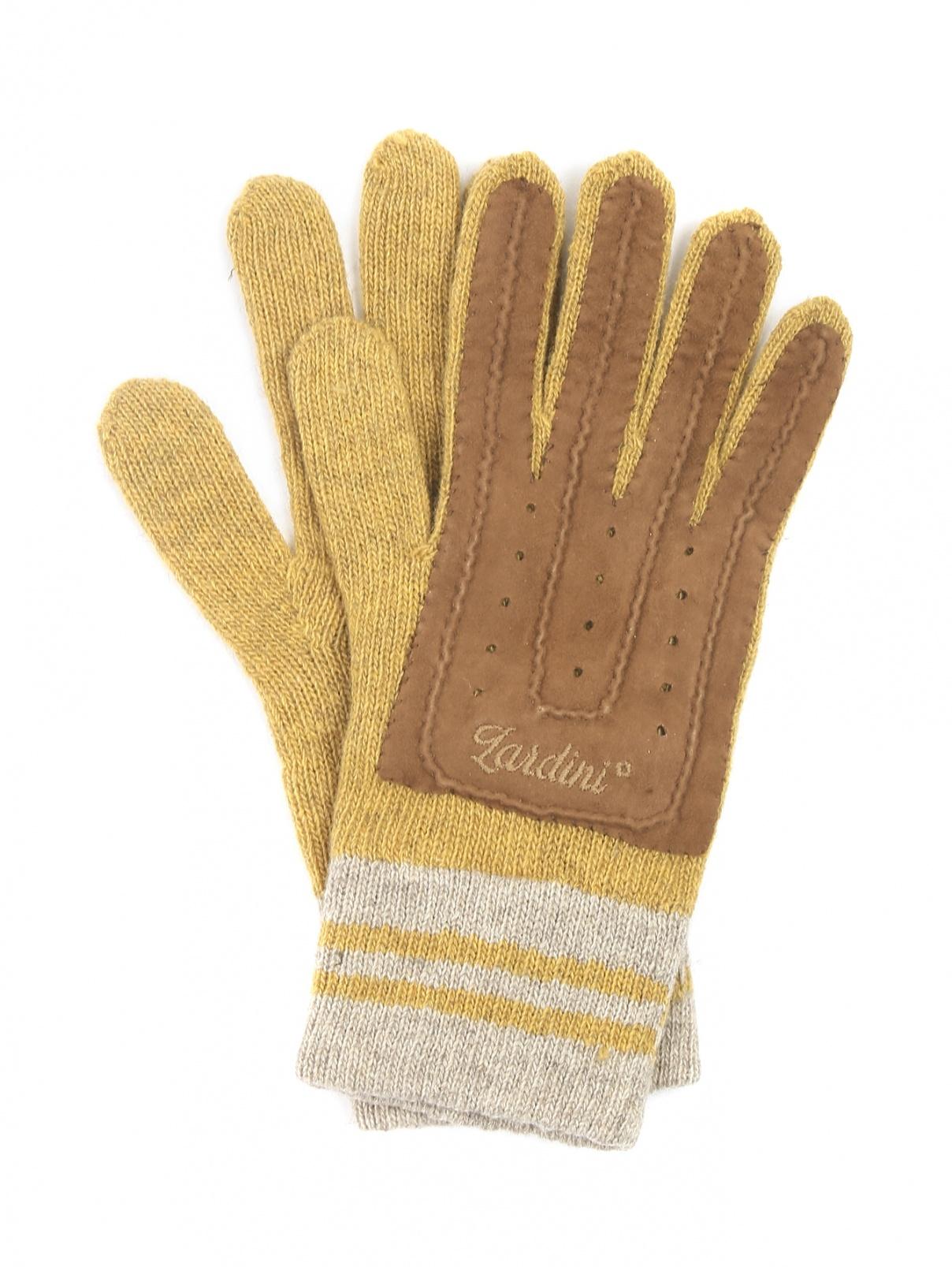 Перчатки из шерсти LARDINI  –  Общий вид