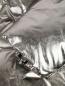 Стеганый пуховик-oversize с капюшоном на молнии Khrisjoy  –  Деталь1