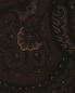 Шарф из шерсти с узором LARDINI  –  Деталь1
