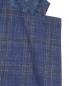 Пиджак из шерсти шелка и льна с узором клетка LARDINI  –  Деталь1