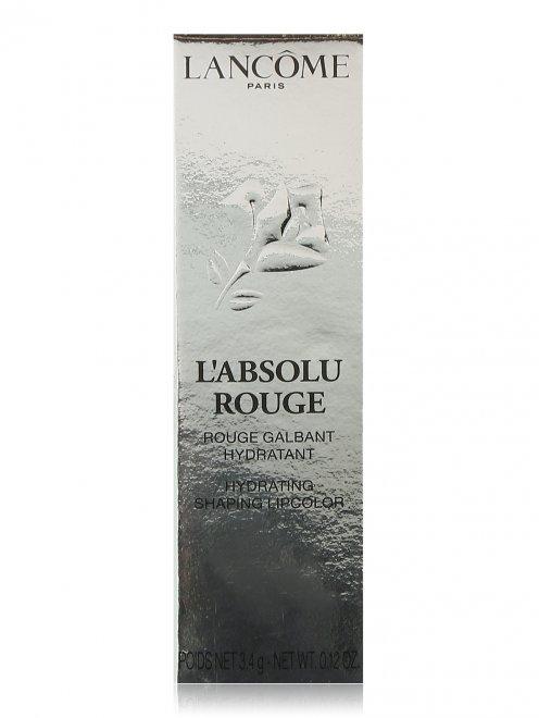 Помада 369 L'Absolu Rouge Lancome - Обтравка2