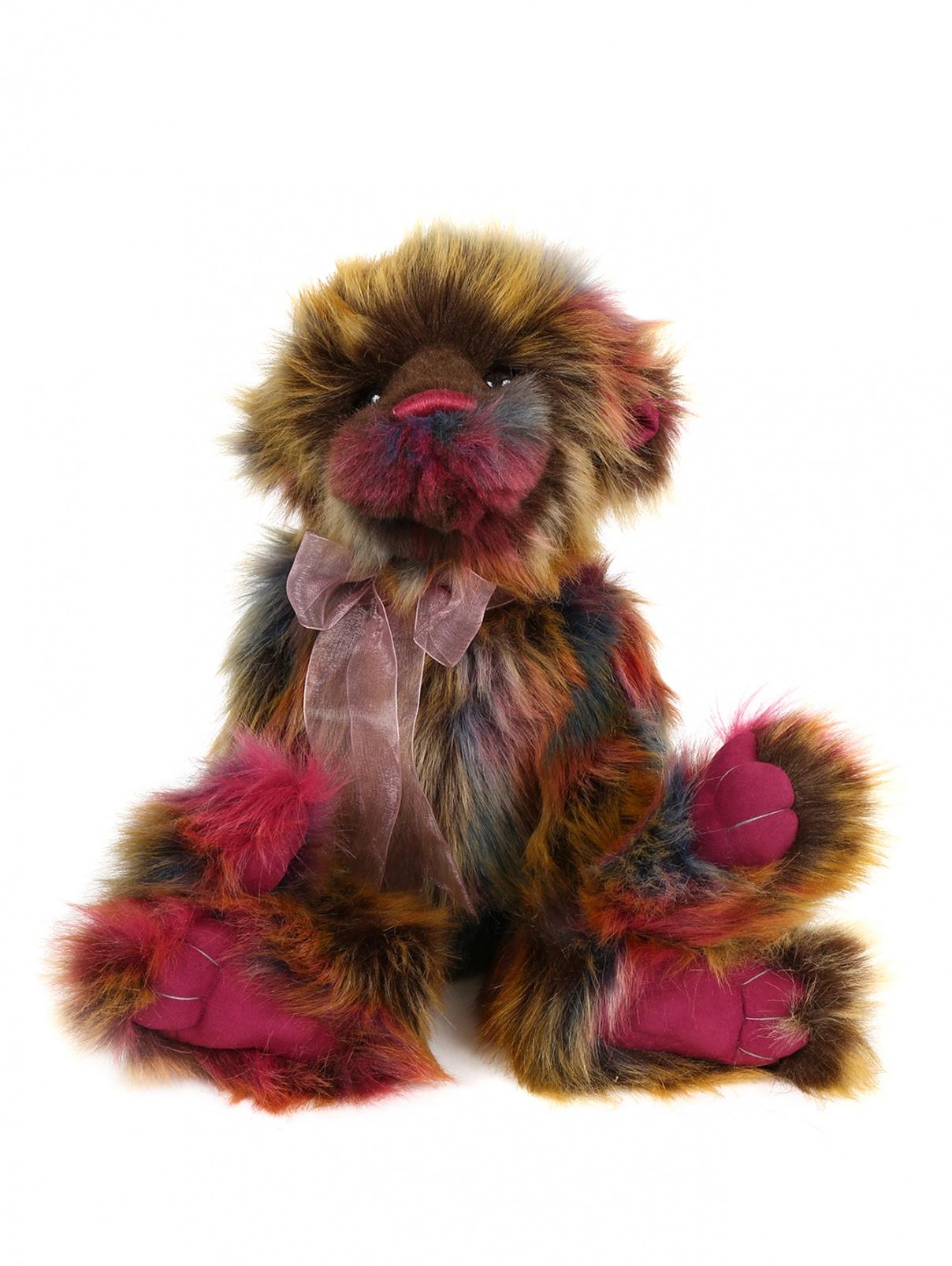 """Плюшевый медведь """"Rainbow"""" Charlie Bears  –  Общий вид"""