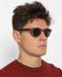 Очки солнцезащитные в деревянной оправе Isaia  –  МодельОбщийВид