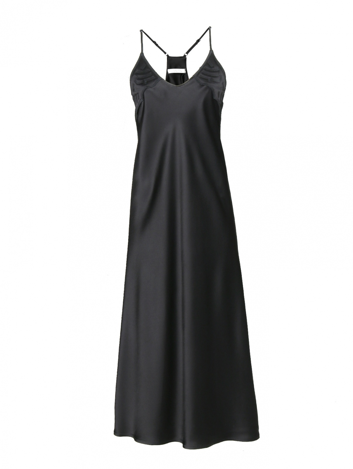Платье-комбинация на тонких бретелях Dorothee Schumacher  –  Общий вид