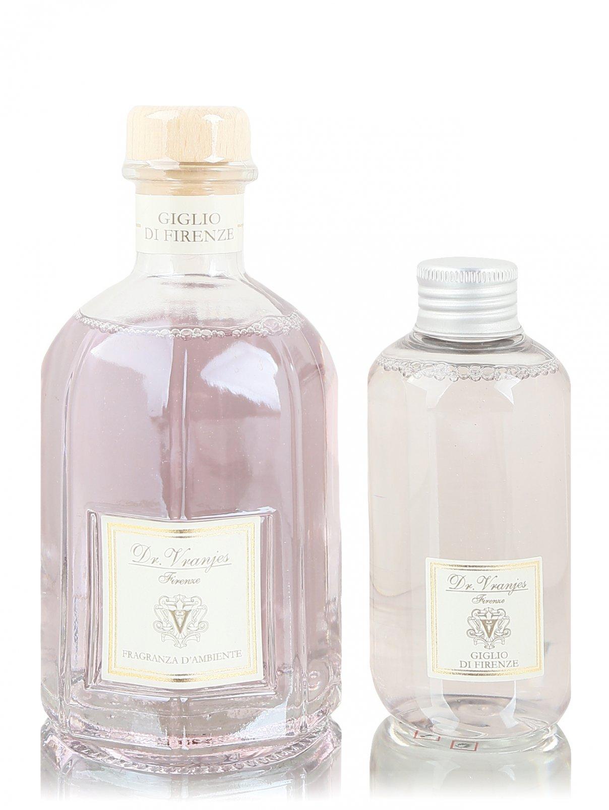 Набор Gigilio di Firenze 250 мл с наполнителем 150 м Home Fragrance Dr. Vranjes  –  Общий вид