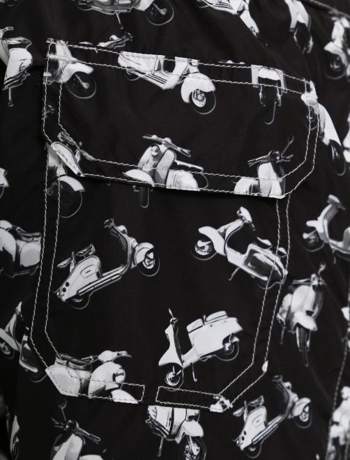 Плавки-шорты с узором Zeybra - Общий вид