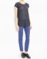 Джемпер с коротким рукавом из смесового хлопка Armani Jeans  –  Модель Общий вид