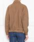 Куртка из льна и шелка с накладными карманами Alberta Ferretti  –  МодельВерхНиз1