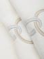 Набор полотенец из хлопка с вышивкой Frette  –  Деталь1