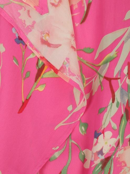 Юбка с цветочным узором Essentiel Antwerp - Деталь