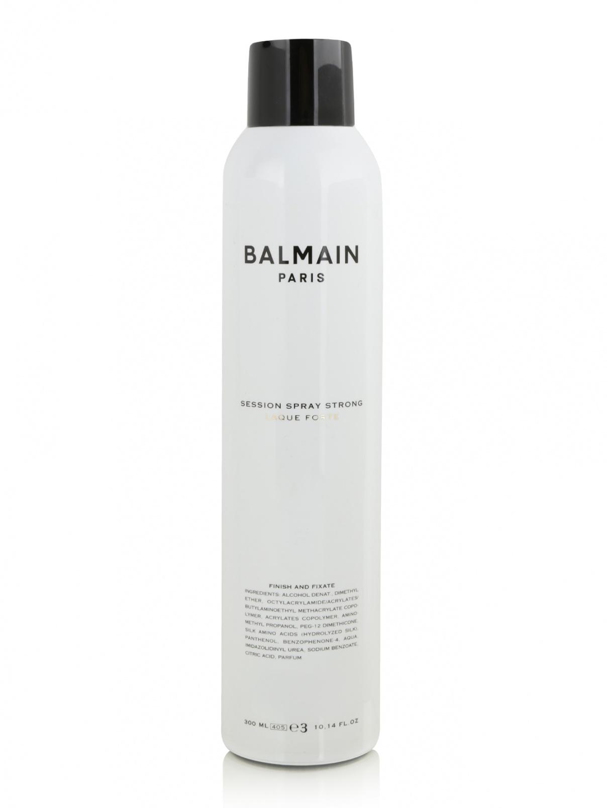 Спрей для укладки волос сильной фиксации 300 мл Balmain  –  Общий вид