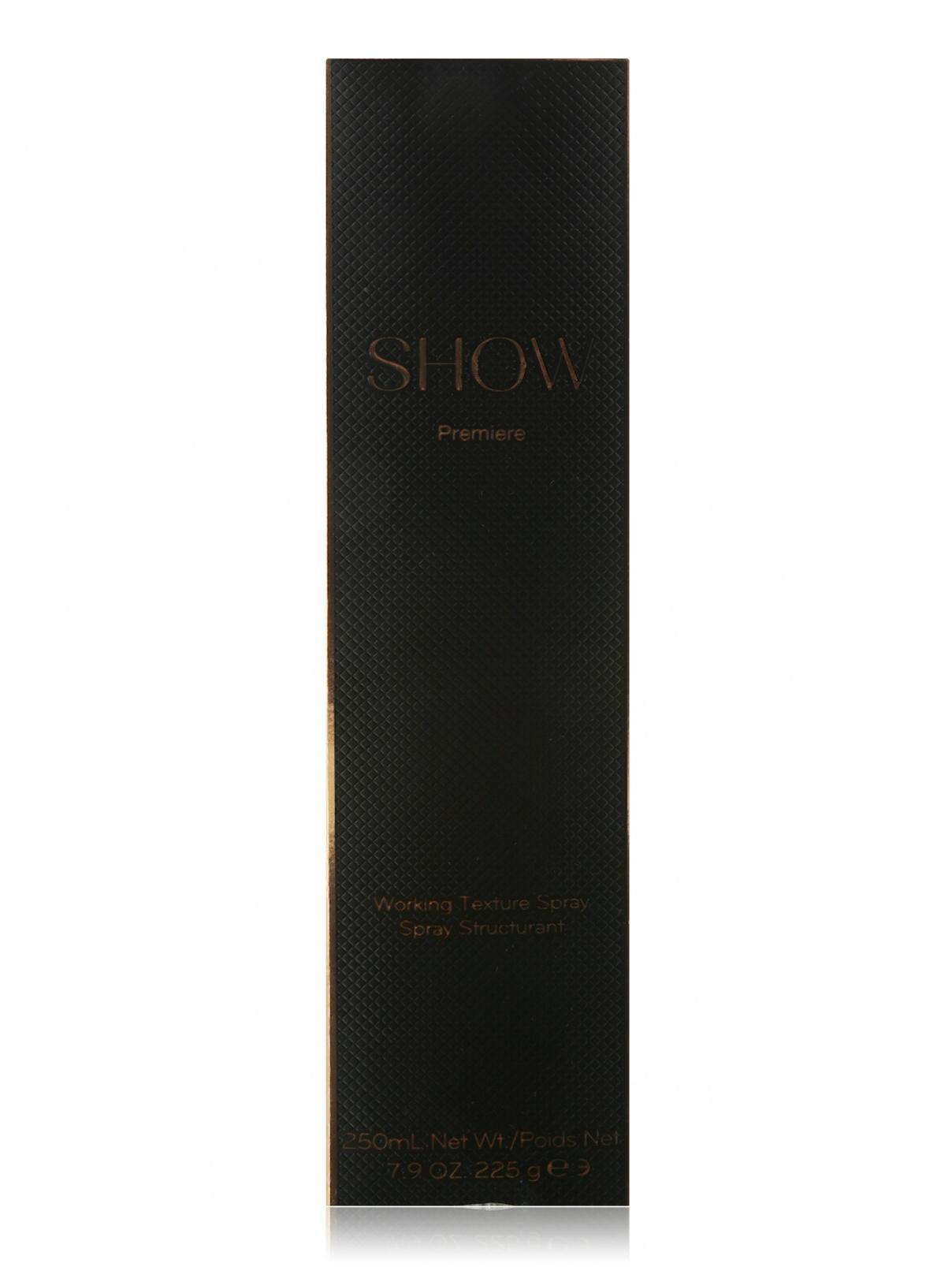 Текстурирующий спрей Premiere 250 мл Hair Care Show Beauty  –  Общий вид