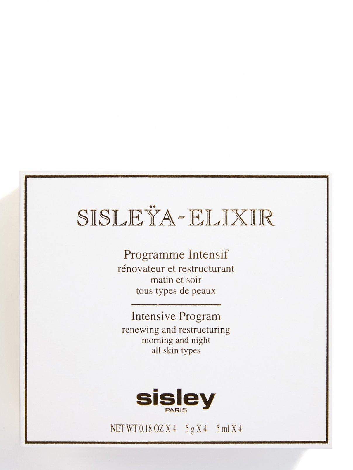 Эликсир Sisleya 4шт Face Care Sisley  –  Модель Общий вид