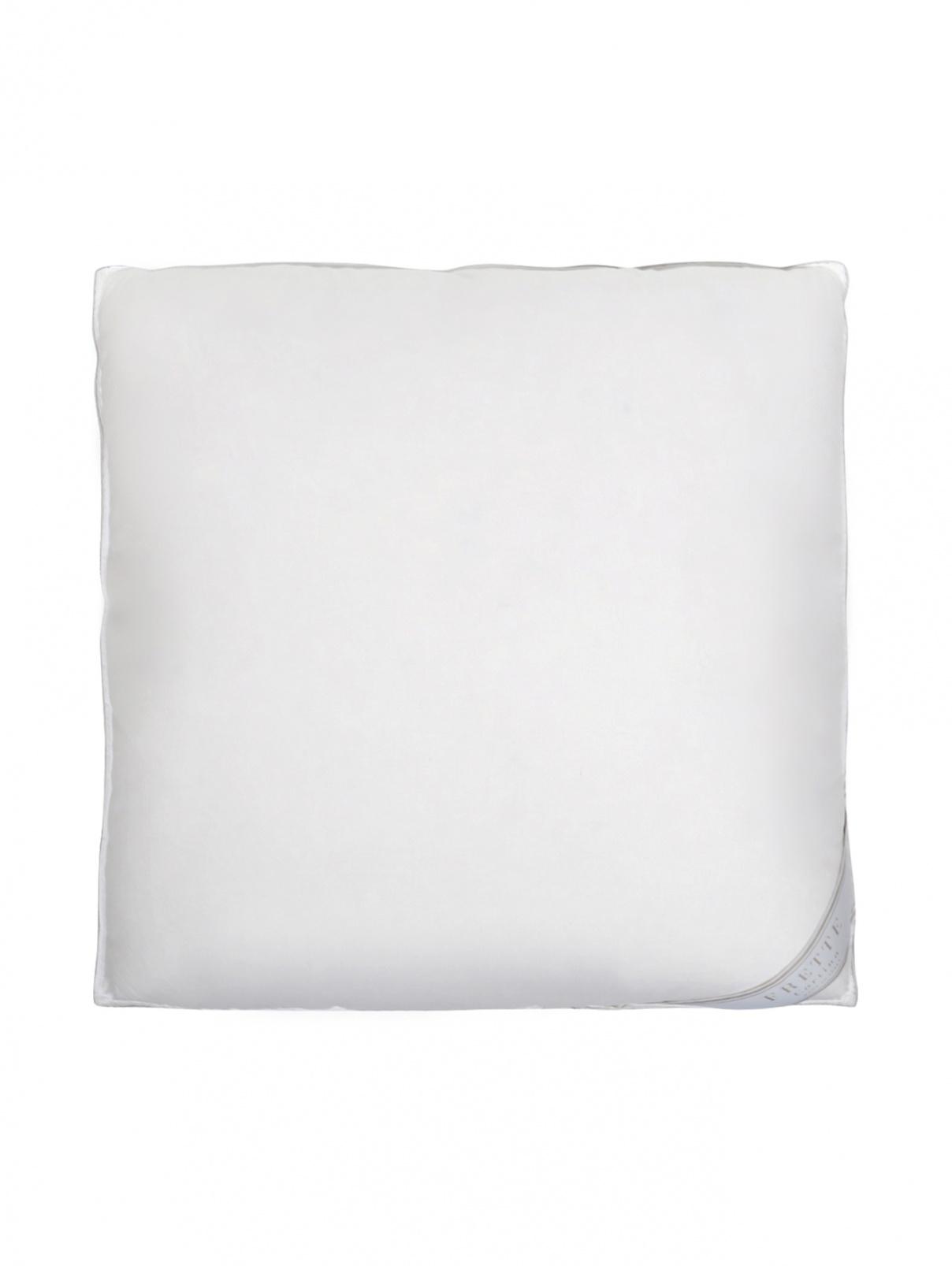 Подушка из хлопка наполненная пером 50 x 50 Frette  –  Общий вид