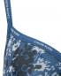 Бюстгальтер облегченный, с цветочным узором Calvin Klein Jeans  –  Деталь
