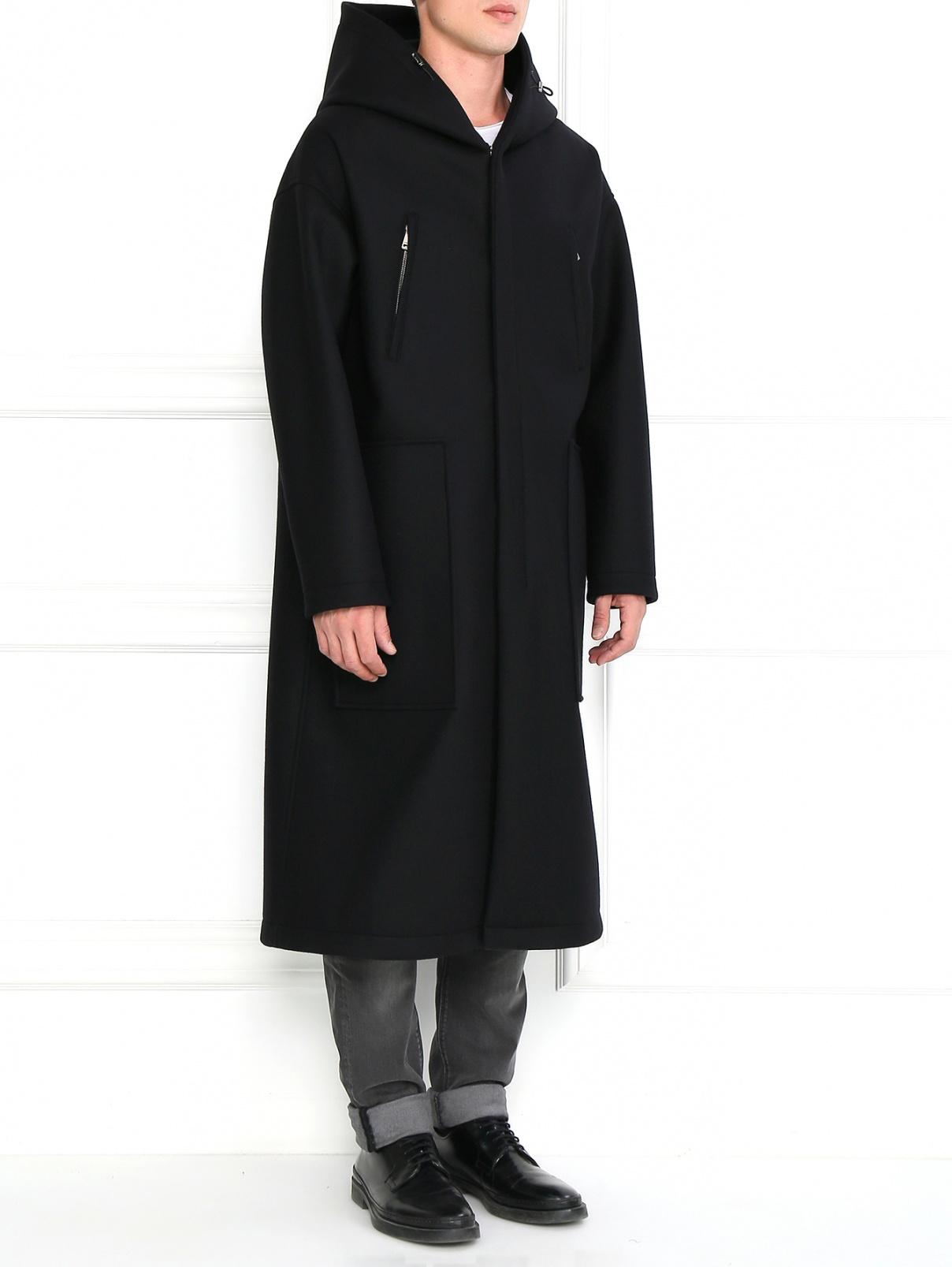 JSMI470432MI210250W17 пальто Jil Sander  –  Модель Общий вид