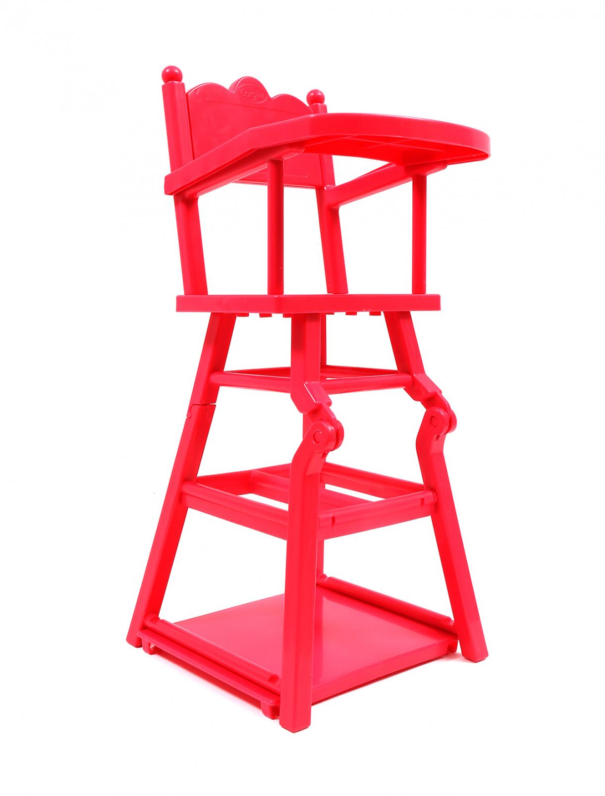 Кукольный стульчик для кормления Corolle  –  Общий вид