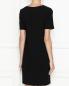 Платье прямого кроя Moschino Boutique  –  МодельВерхНиз1