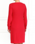 Шелковое платье Moschino  –  Модель Верх-Низ1