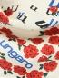Платок из шелка с узором Ungaro  –  Деталь1