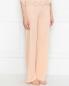 Пижама из шелкового трикотажа с кружевом La Perla  –  МодельВерхНиз