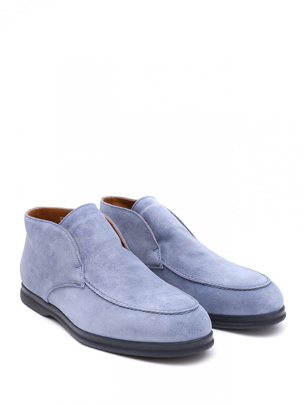 Ботинки из замши Doucal's  –  Общий вид