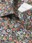 Рубашка из хлопка с узором Paul Smith  –  Деталь