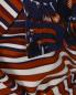 Платье из смешанного хлопка с узором Kenzo  –  Деталь