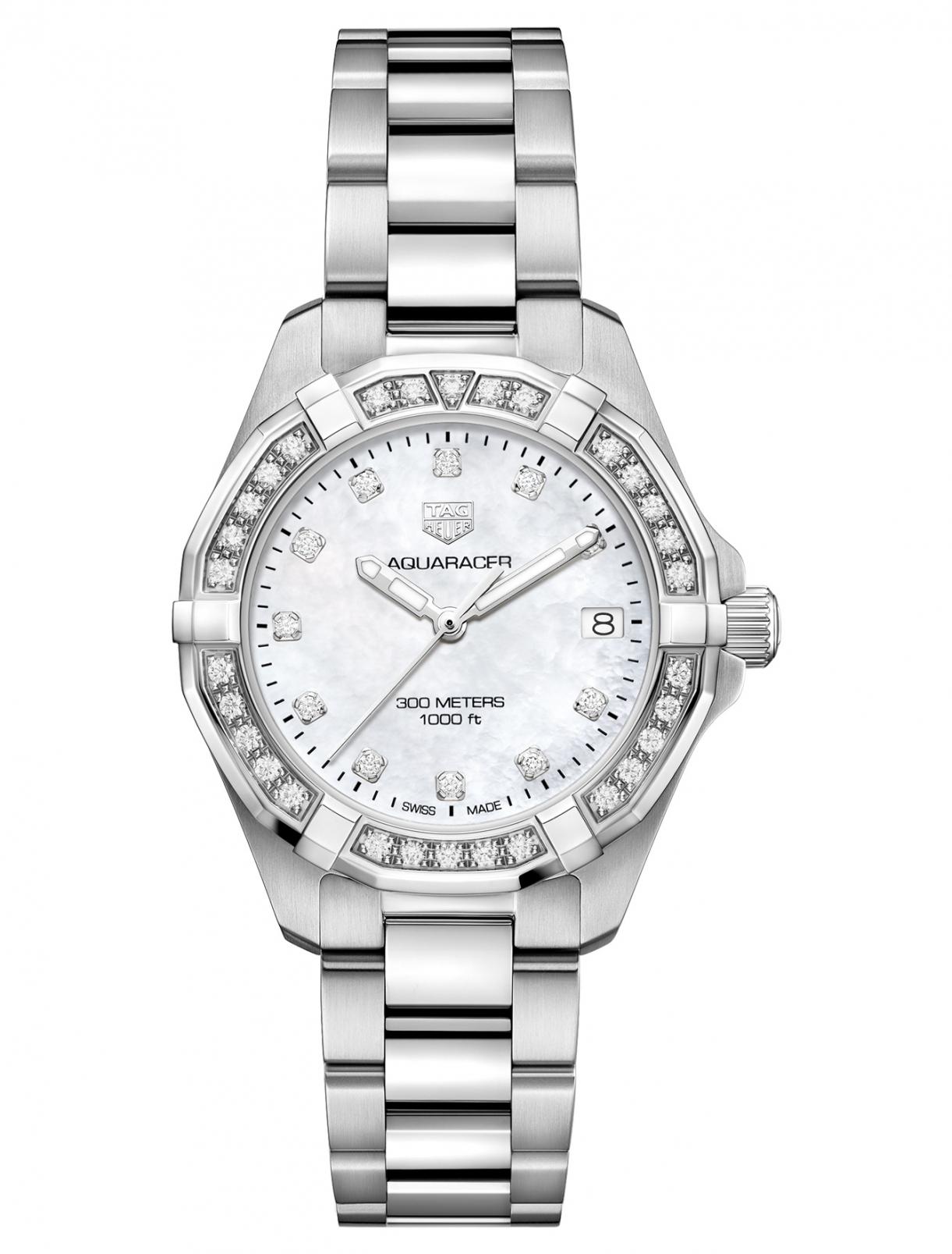 Часы WBD1315.BA0740 Aquaracer TAG Heuer  –  Общий вид