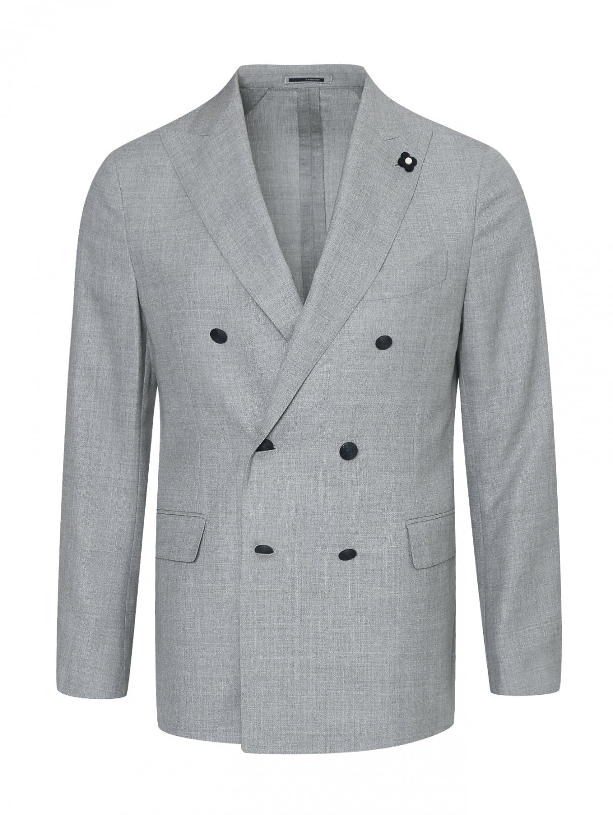 Пиджак из шерсти LARDINI  –  Общий вид