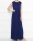 Плиссированное платье-макси без рукавов Paul Smith  –  МодельОбщийВид