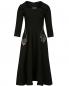 Платье-миди с вышивкой и рукавом 3/4 Vivetta  –  Общий вид