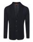 Пиджак из смешанной шерсти с карманами Barena  –  Общий вид