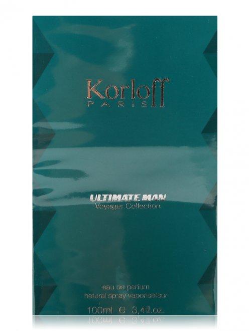 Парфюмерная вода 100 мл Ultimate Korloff - Обтравка2