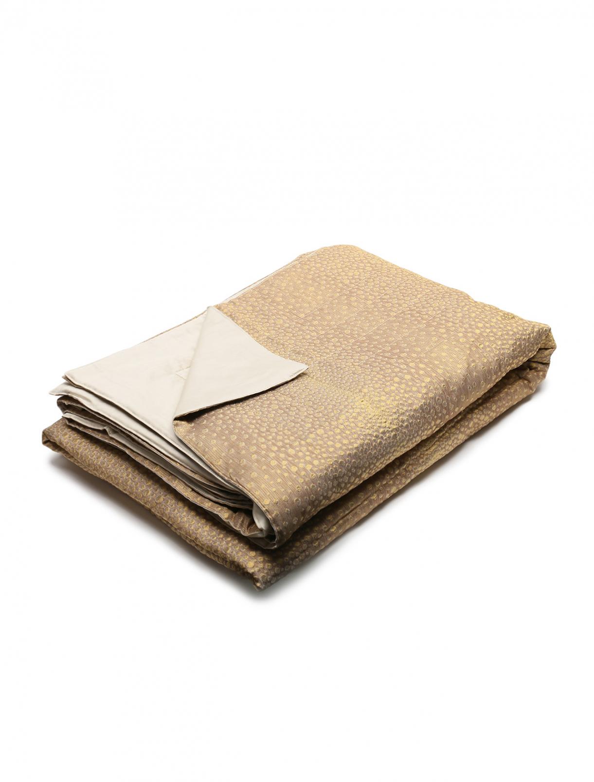 Одеяло лёгкое из фактурной ткани с узором 260 x 270 Frette  –  Общий вид