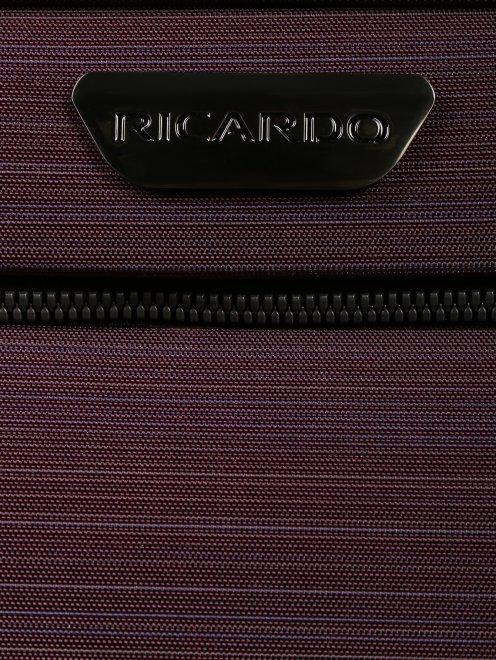 Чемодан со вставками из кожи Ricardo Beverly Hills - Деталь