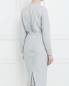 Платье с драпировкой Alberta Ferretti  –  Модель Верх-Низ1