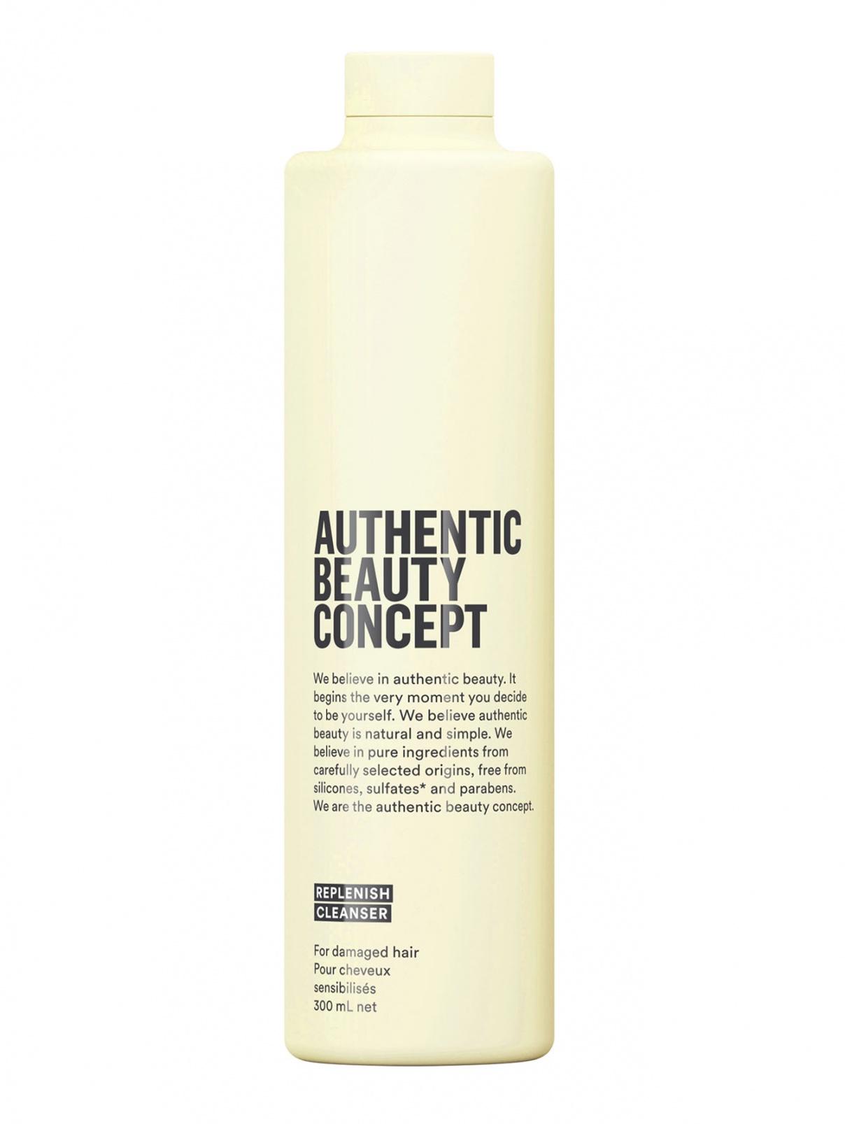 Шампунь для поврежденных волос 300 мл Authentic Beauty Concept  –  Общий вид