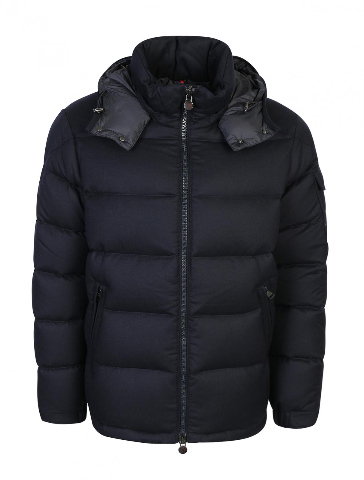 Куртка из шерсти Moncler  –  Общий вид