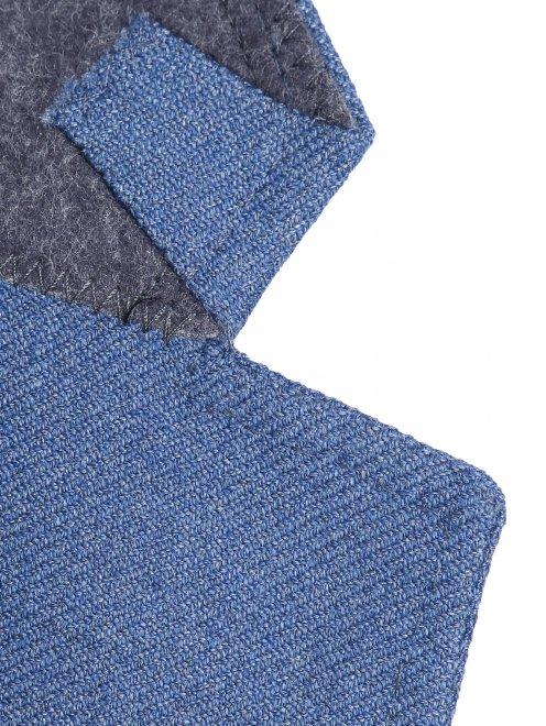 Пиджак из смешанной шерсти  - Деталь1